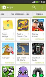 HTC Desire 500 - Apps - Herunterladen - 14 / 21