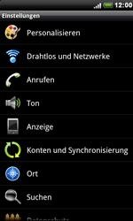 HTC Desire S - Ausland - Im Ausland surfen – Datenroaming - 6 / 10