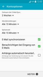 Samsung A300FU Galaxy A3 - E-Mail - Konto einrichten (yahoo) - Schritt 7