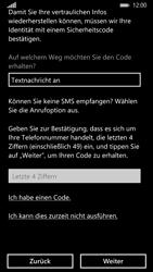 Nokia Lumia 830 - Apps - Konto anlegen und einrichten - Schritt 23