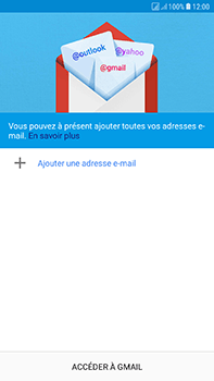 Samsung Galaxy J7 (2017) - E-mail - Configuration manuelle (gmail) - Étape 6