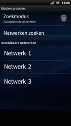 Sony Ericsson Xperia Arc S - Buitenland - Bellen, sms en internet - Stap 9