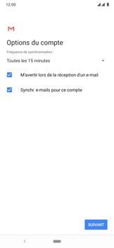 Nokia 6.2 - E-mail - configuration manuelle - Étape 19