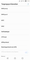 Huawei Y5 (2018) - Internet - handmatig instellen - Stap 15