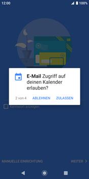 Sony Xperia XZ2 - Android Pie - E-Mail - Konto einrichten (outlook) - Schritt 11