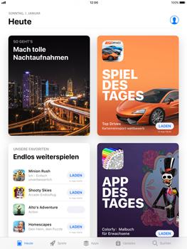 Apple iPad Pro 9.7 inch - Apps - Löschen und wiederherstellen von vorinstallierten iOS-Apps - 7 / 13