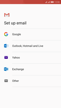 Huawei Mate 9 Pro - Email - 032a. Email wizard - Gmail - Step 7