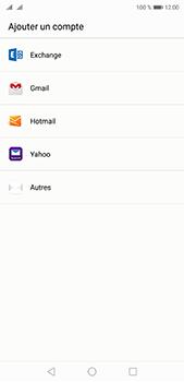 Huawei P20 Pro - E-mail - configuration manuelle - Étape 4