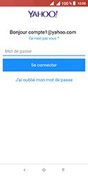 Alcatel 1 - E-mails - Ajouter ou modifier votre compte Yahoo - Étape 9