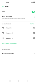 Oppo Find X2 Pro - WiFi - WiFi configuration - Step 6