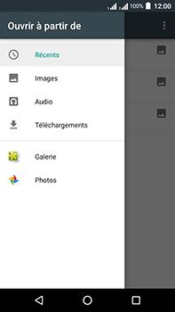 Acer Liquid Zest 4G Plus - E-mail - envoyer un e-mail - Étape 10