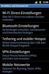 Samsung S5690 Galaxy Xcover - Ausland - Auslandskosten vermeiden - Schritt 7