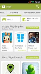 Alcatel One Touch Idol Mini - Apps - Installieren von Apps - Schritt 7