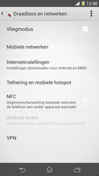 Sony D5503 Xperia Z1 Compact - internet - activeer 4G Internet - stap 4