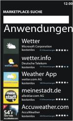 Nokia Lumia 610 - Apps - Herunterladen - Schritt 6