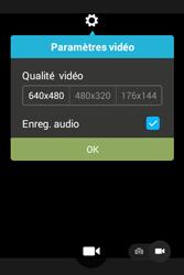 Alcatel Pixi 3 Dual Sim - Photos, vidéos, musique - Créer une vidéo - Étape 6