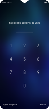 Oppo A9 2020 - Premiers pas - Configuration de l