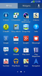 Samsung Galaxy S 4 Active - Apps - Nach App-Updates suchen - Schritt 3