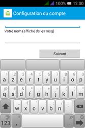 Alcatel Pixi 3 Dual Sim - E-mails - Ajouter ou modifier un compte e-mail - Étape 21