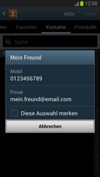 Samsung I9300 Galaxy S3 - MMS - Erstellen und senden - Schritt 9