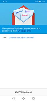 Huawei Mate 20 Pro - E-mails - Ajouter ou modifier votre compte Gmail - Étape 5