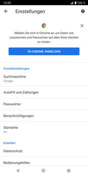 Sony Xperia XZ3 - Internet - Manuelle Konfiguration - Schritt 27