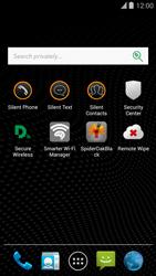 Blackphone Blackphone 4G (BP1) - Contacten en data - Contacten overzetten via Bluetooth - Stap 1
