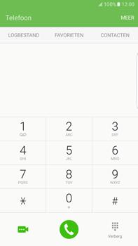 Samsung Samsung Galaxy S6 Edge+ - Android M - Voicemail - handmatig instellen - Stap 5