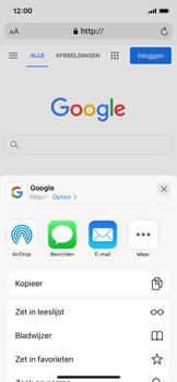 Apple iPhone 12 mini - internet - hoe te internetten - stap 16
