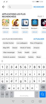 Huawei Y6P - Applications - Télécharger une application - Étape 11