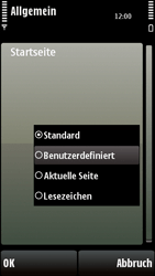 Nokia 5230 - Internet - Manuelle Konfiguration - Schritt 27