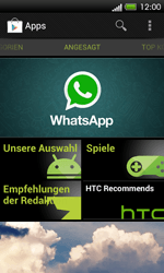 HTC One SV - Apps - Konto anlegen und einrichten - 17 / 18