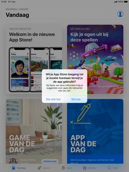 Apple ipad-mini-5-7-9-inch-2019-model-a2124 - Applicaties - Account aanmaken - Stap 4