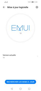 Huawei P Smart 2021 - Aller plus loin - Mettre à jour le logiciel interne de votre mobile - Étape 6