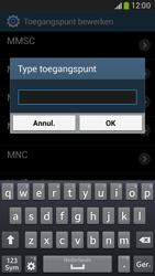 Samsung G386F Galaxy Core LTE - MMS - handmatig instellen - Stap 15