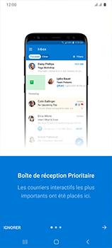 Samsung Galaxy A41 - E-mails - Ajouter ou modifier votre compte Outlook - Étape 11