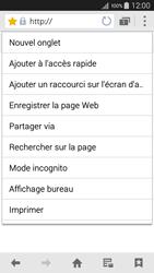 Samsung A500FU Galaxy A5 - Internet - Navigation sur Internet - Étape 16
