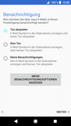 Sony Xperia XZ1 Compact - E-Mail - 032c. Email wizard - Outlook - Schritt 14
