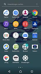 Sony Xperia X Compact - Netzwerk - Manuelle Netzwerkwahl - Schritt 3