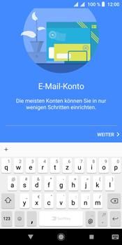 Sony Xperia L3 - E-Mail - Konto einrichten - Schritt 7