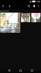 Sony E2303 Xperia M4 Aqua - contacten, foto