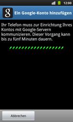 Samsung Galaxy S Plus - Apps - Konto anlegen und einrichten - 8 / 20