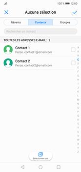 Huawei P20 lite - E-mails - Envoyer un e-mail - Étape 6