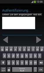 Samsung S7275 Galaxy Ace 3 - Apps - Konto anlegen und einrichten - Schritt 20