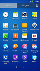 Samsung Galaxy S4 Active - Netzwerk - Netzwerkeinstellungen ändern - 3 / 8