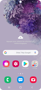 Samsung Galaxy S20 5G - WiFi - Activez WiFi Calling - Étape 3