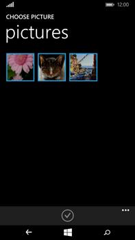 Microsoft Lumia 640 XL - E-mail - Sending emails - Step 12