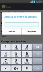 LG P710 Optimus L7 II - SMS - configuration manuelle - Étape 8