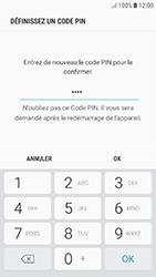 Samsung Galaxy J5 (2017) - Sécuriser votre mobile - Activer le code de verrouillage - Étape 10