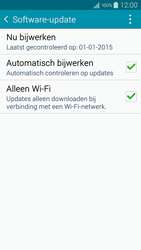 Samsung A500FU Galaxy A5 - software - update installeren zonder pc - stap 6